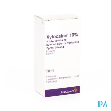 Xylocaine Spray 10% 50 ml