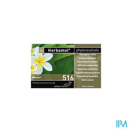Herbamol 516 Woman i 250 ml