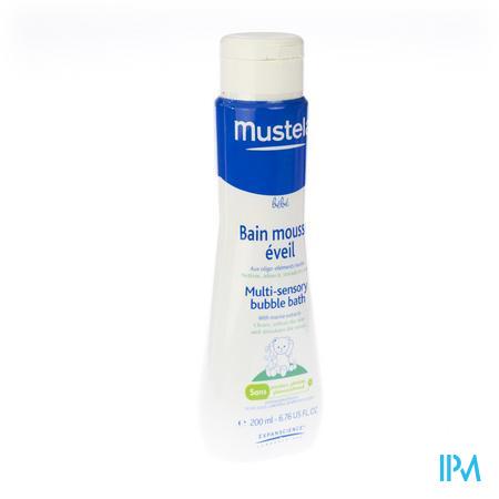 Mustela Bain Mousse Eveil 200 ml