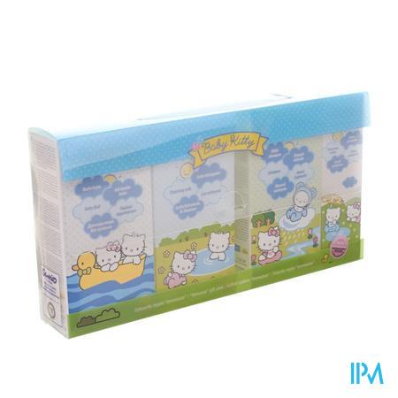 Hello Kitty Bébé Kit de Bienvenue 3 pièces