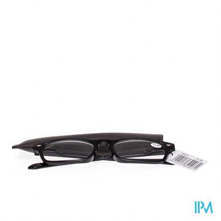 Pharmaglasses Leesbril Diop.+2.50 Black
