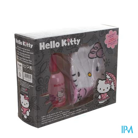 Hello Kitty Koffer Senteur Washandje