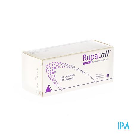 Rupatall 10mg Tabl 100