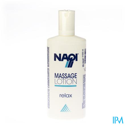 NAQI Lotion Massage Relax 500ml
