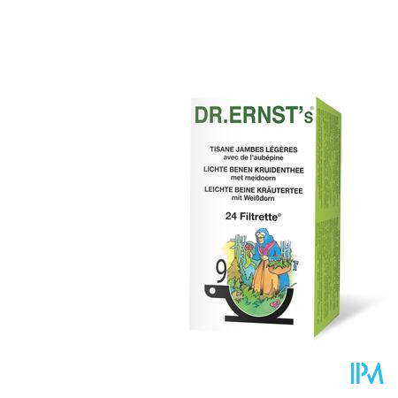 Ernst Dr Filters N 9 Thee Bloedsomloop  -  Tilman