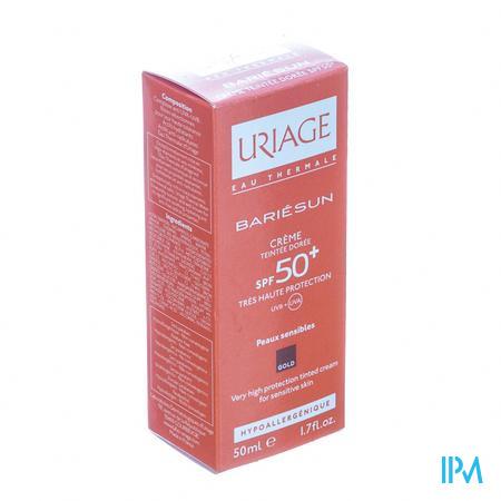 Uriage Bariésun Zonnecrème Doree SPF 50 50 ml