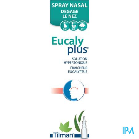 Eucalyplus Spray Nasal 20 ml