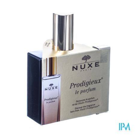 Nuxe Huile Prodigieuse Black 100 ML + Parfum 1,5 ML