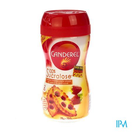 Canderel + Sucralose Strooikorrels 75 g