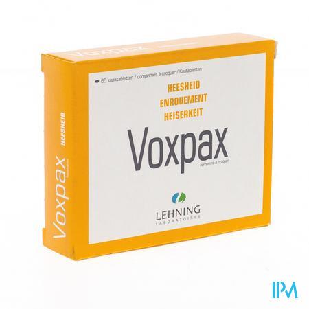 Lehning Voxpax Comp 60