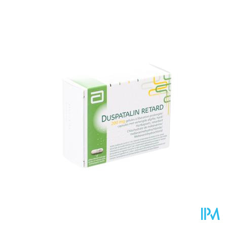Duspatalin Retard 200 Capsule 60x200 mg