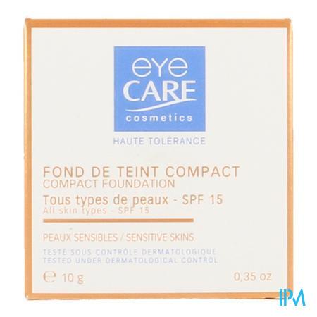 Eye Care Fond de Teint Compact Perzik Normale-Droge Huid 10 g