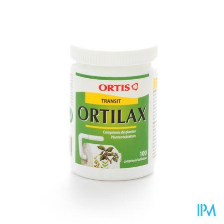 Ortis Darmtransit Ortilax 100 tabletten