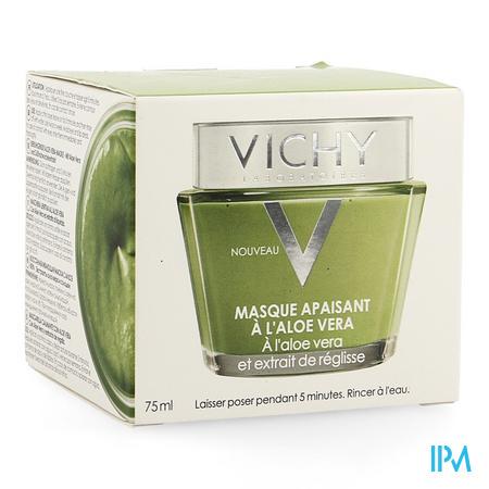 Vichy Pt Masker Aloe Vera Verzachtend 75ml