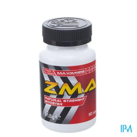 Maximize Zma Caps 90 stuks 90 capsules
