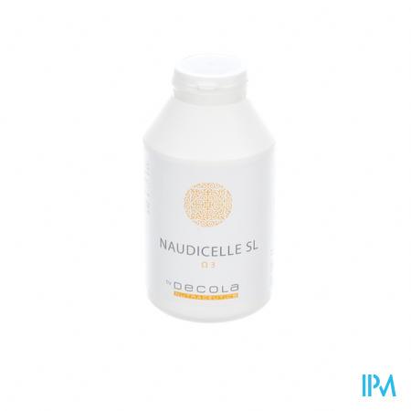 Naudicelle Sl Visolie + Lecithine Nf Caps 336