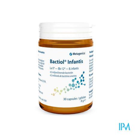 Bactiol Infantis Caps 30 28119 Metagenics
