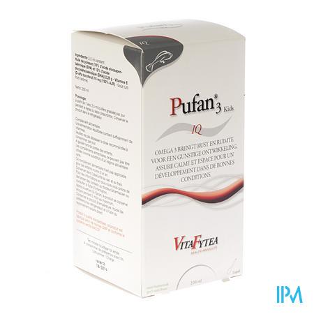 Vitafytea Pufan3 Kids 200 ml