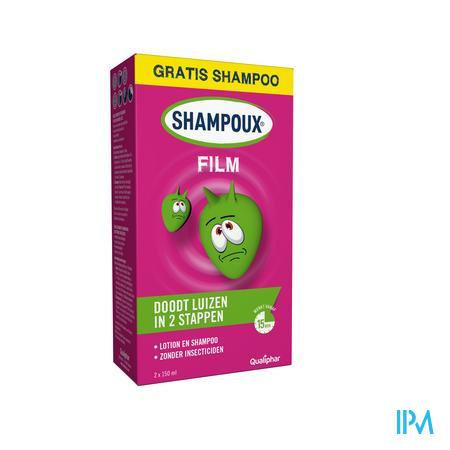 Shampoux Film 5(Lotion + Shampoo) 2 x 150 ml