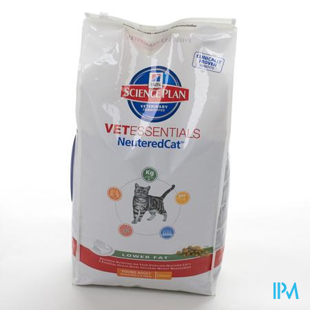 Hills Sc.plan Feline Neutered Young Adult 8kg