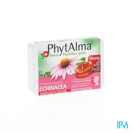 Farmawebshop - PHYTALMA GOMPASTILLES ECHINACEA extr + Stevia 50g