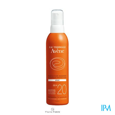 Avene Zon Spray Ip20 200ml