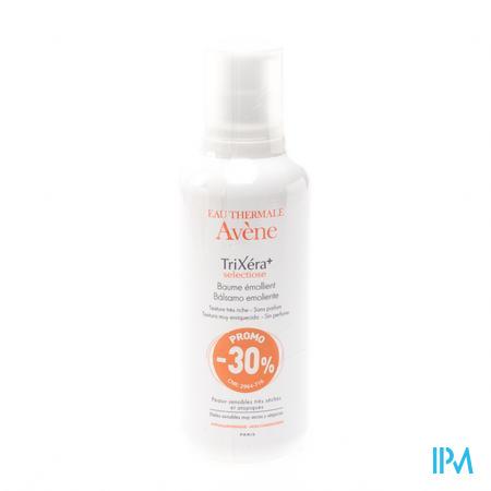Avène Trixéra + Sélectiose Baume Emollient 400 ml