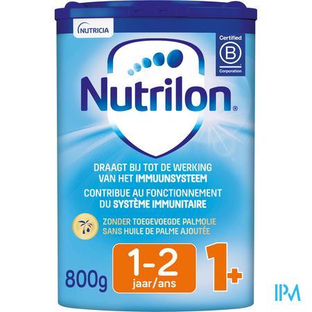 Nutrilon 1+ Groeimelk poeder baby vanaf 1 jaar 800g