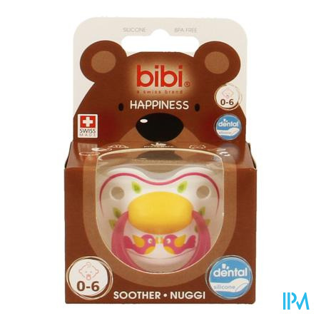 Bibi Fopspeen Dental Play With Us 0- 6m