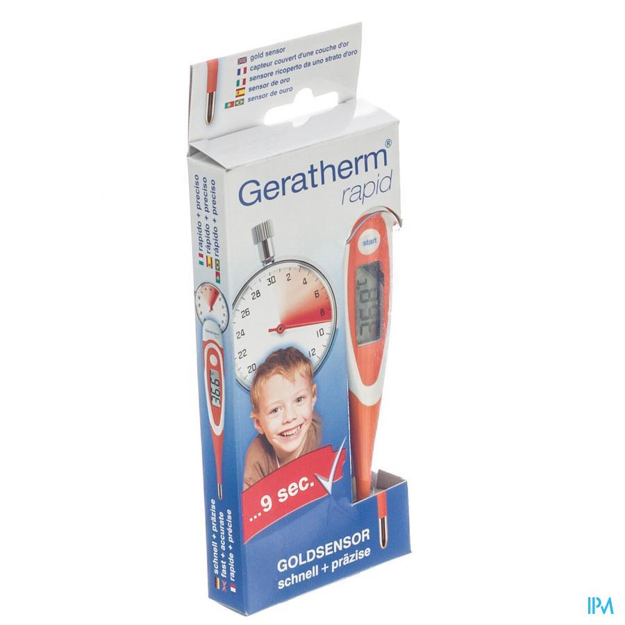 Geratherm Rapid 9sec Thermometer