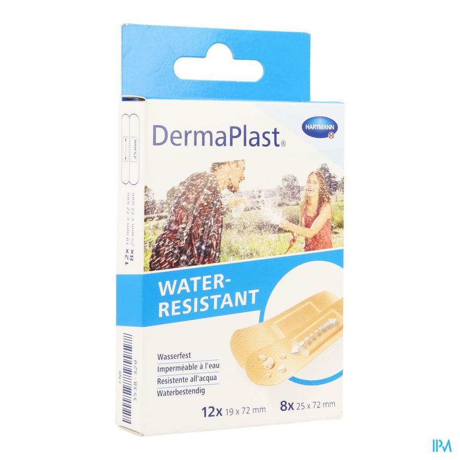 Dermaplast Waterresistant 2t 20