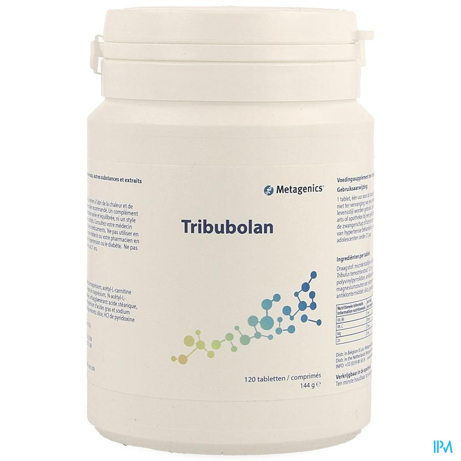 Sportstech Tribubolan Tabl 120 2013 Metagenics