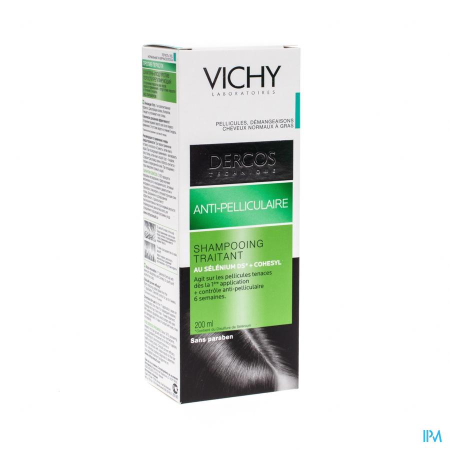 VICHY DERCOS SH A/ROOS VET HAAR 200ML