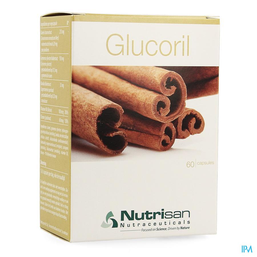 Glucoril  60 Caps Nutrisan