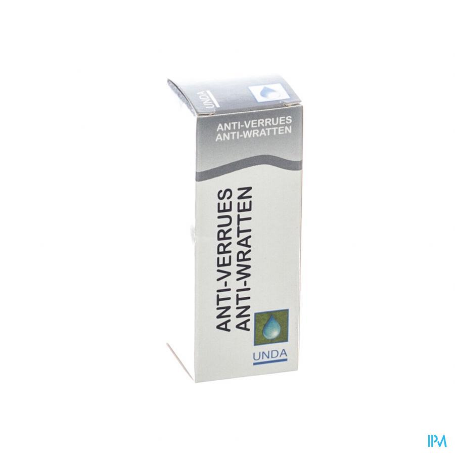 Anti Verrues Druppels Intern 20 ml  -  Unda - Boiron