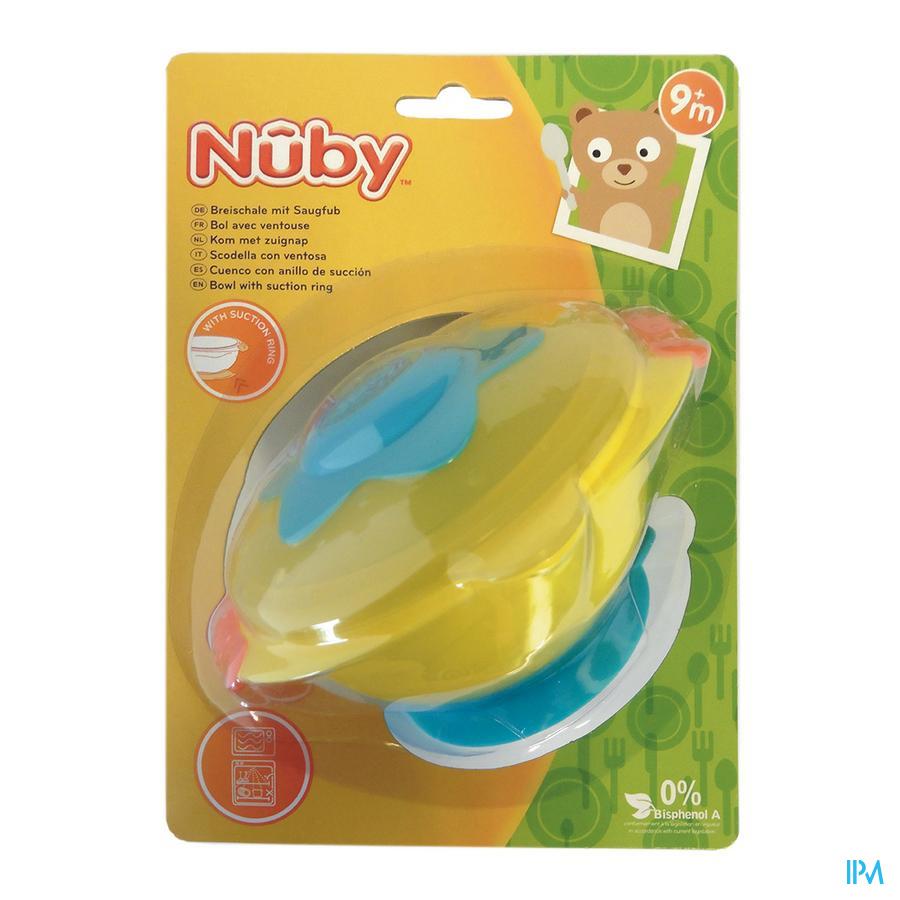 Nuby Bol Ventouse 9m+