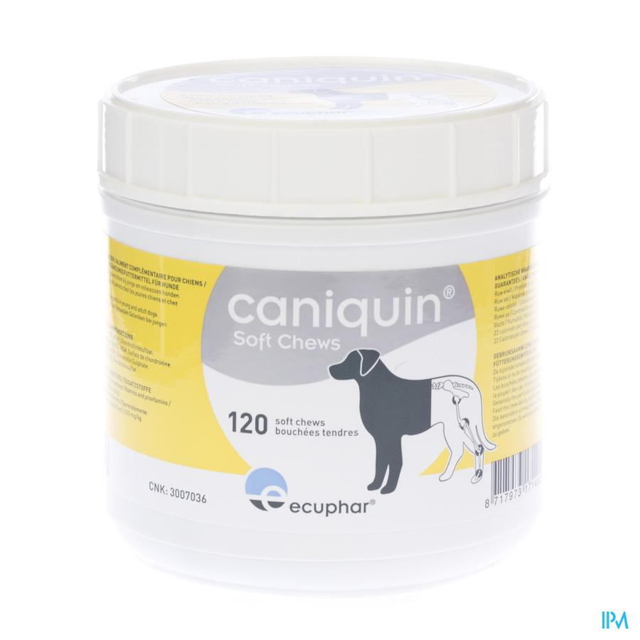 Caniquin Soft Chews 120
