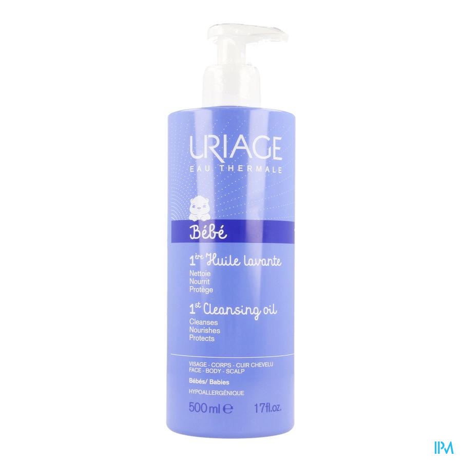 Uriage Bb 1ere Liniment Oleothermal 500ml