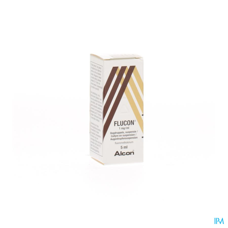 Flucon Collyre 5ml 0,1%