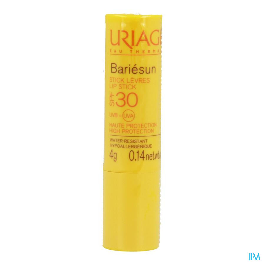 Uriage Bariesun Stick Levres Ip30 4g
