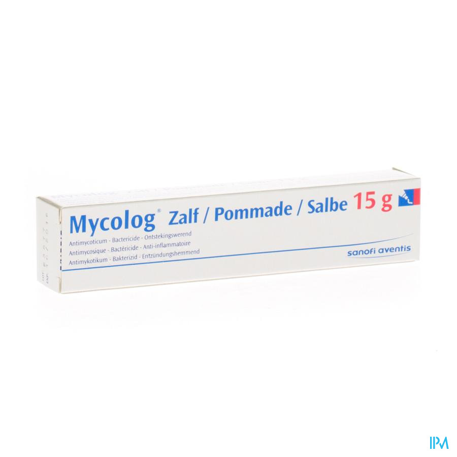 Mycolog Ung 1 X 15g
