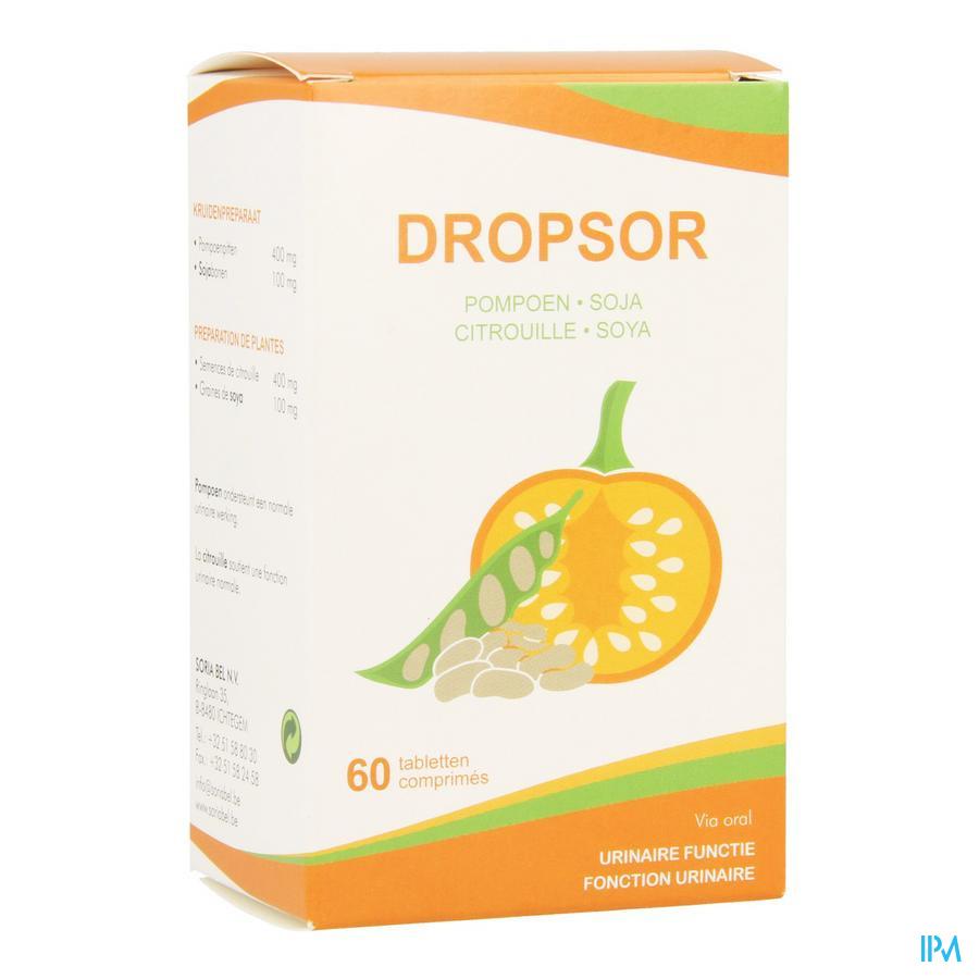 Soria Dropsor 60 tabl.