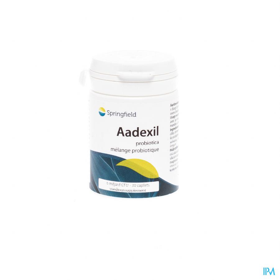 Aadexil Flacon Softgel 30