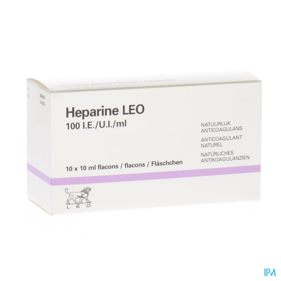 Creme heparine