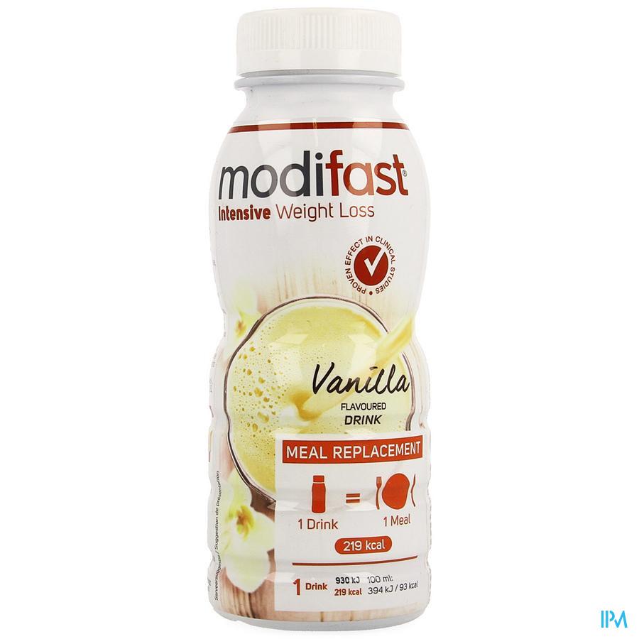 Modifast Intensive Vanilla Flavoured Drink 236ml