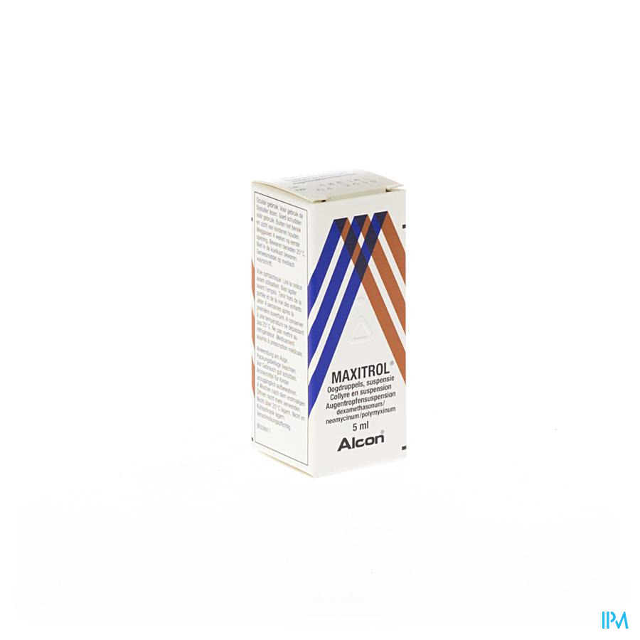Maxitrol Collyre 5ml