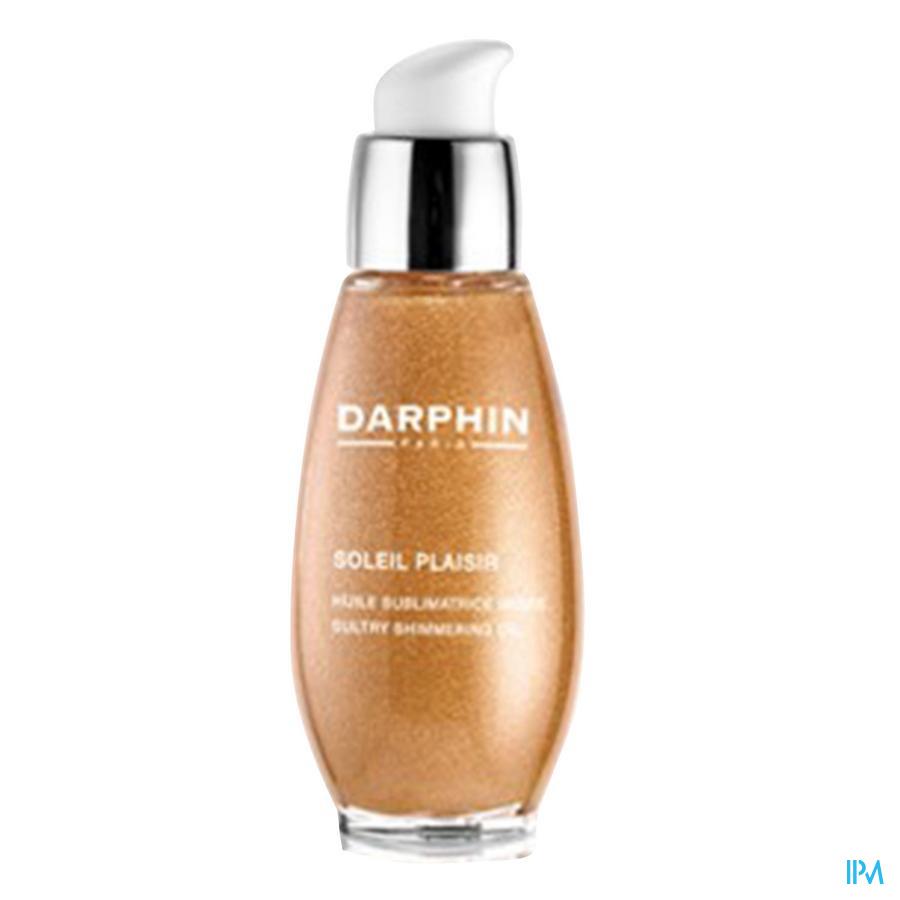 Darphin Soleil Plais.prot.oil Face Body Ip30 125ml