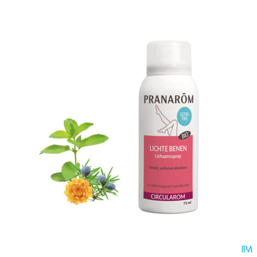PRANAROM CIRCULAROM BIO SPRAY 100 ML + 3