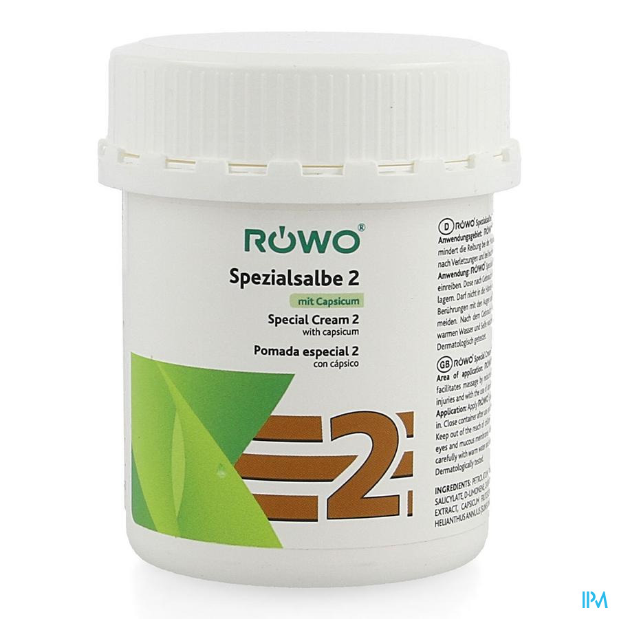 Rowo Massagezalf 2 100ml