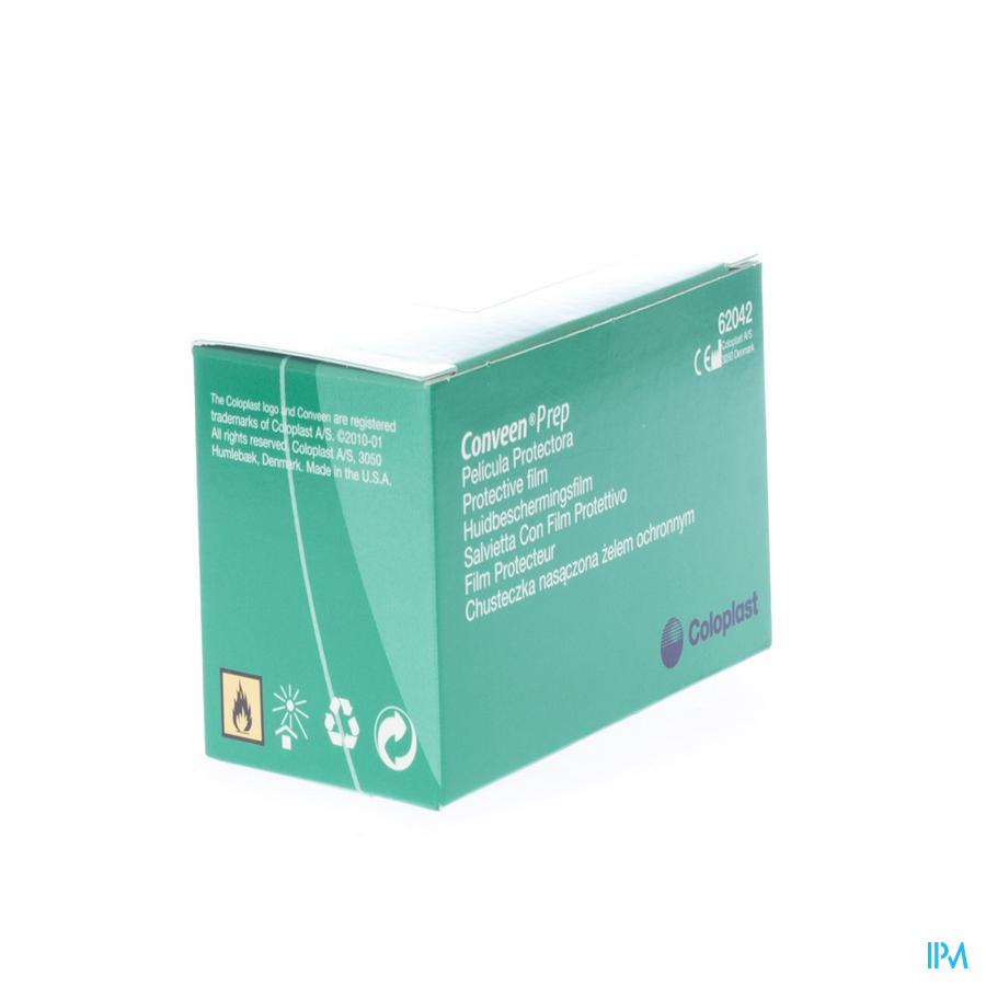 Conveen Prep Tissues 54 62042  -  Coloplast